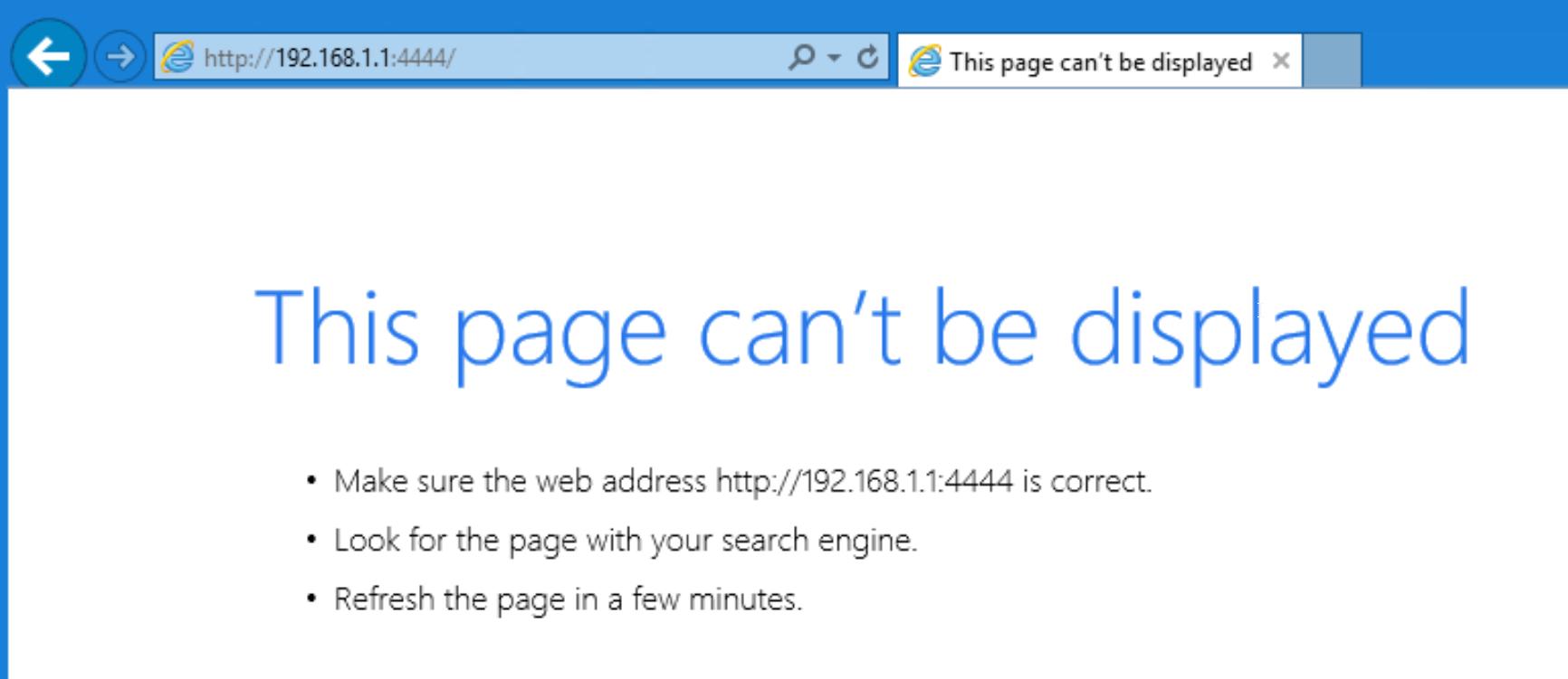 sophos xg web console fix it randomness